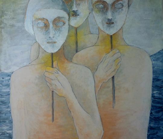 178 (Je vaše duše vzácná krajina, kde masky okouzlující se rojí, při loutnách zpívají a jak se zdá, skrývají smutek podivnými kroji...)