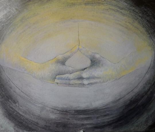 Mudra (2) - dhyana