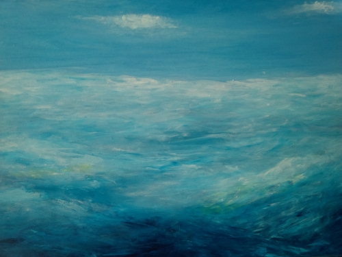 Seascape in me - detail
