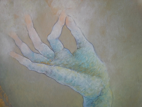 Mudra (1) - detail