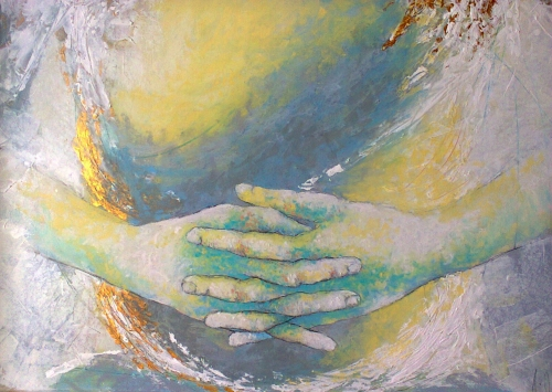 Mlčení tvých rukou/Silence of your hands